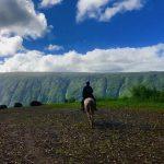 ワイピオ渓谷 乗馬ツアー