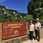 ホロホロ流 貸切チャーター ヒロの洞窟とレインボー滝