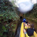 ホロホロ流 貸切 アクティビティプラン 北部歴史巡り水路カヤック体験